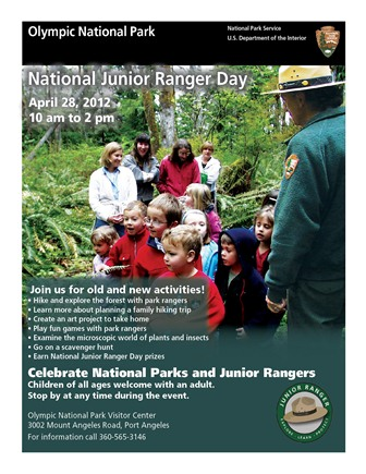 Junior Ranger Day 2012