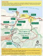 Elwha Closure Map 2013