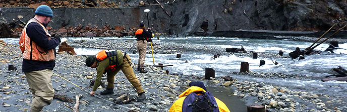 Elwha River Restoration Research Publications Olympic