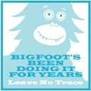 Take the Bigfoot Challenge!
