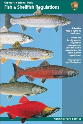 Fishing Regulations Cover 2015