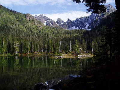 Road Trip Planner >> Flapjack Lakes Trail - Olympic National Park (U.S ...
