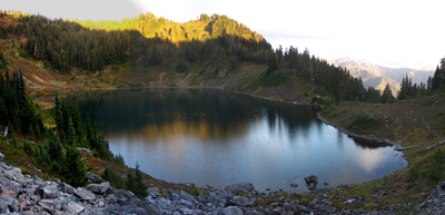 Plan A Road Trip >> Hoh Lake Trail - Olympic National Park (U.S. National Park ...