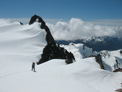 Climbing Mount Olympus Olympic National Park U S