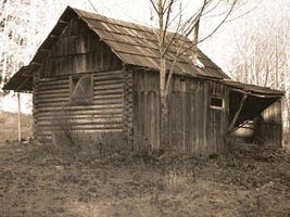 Historic Humes Cabin