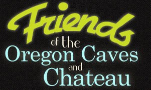 Friends of the Oregon Caves and Chateau logo
