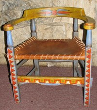 This is an example of Monterey furniture.