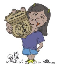 Earn your Junior Ranger badge!