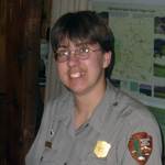 Ranger Andrea during summer 2006
