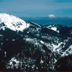 a view of Siskiyou Wilderness