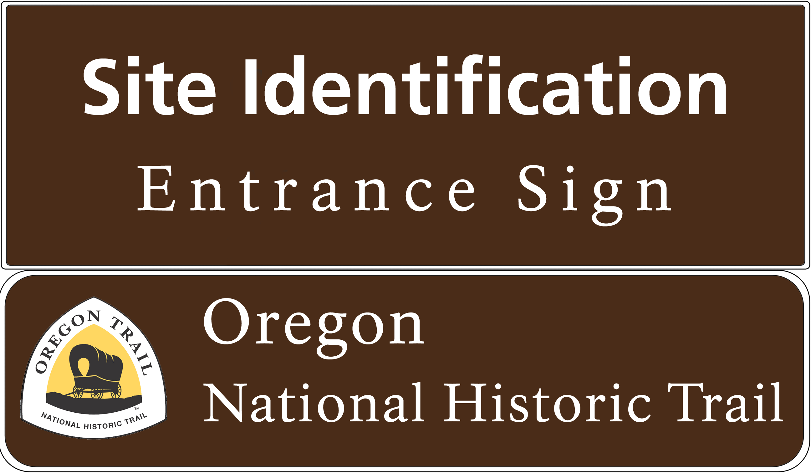 OREG_Site Identification Entrance