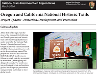 tiny image of newsletter