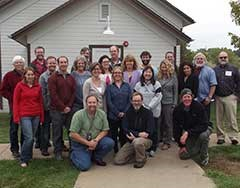 Staff photo of the Geologic Resources Division