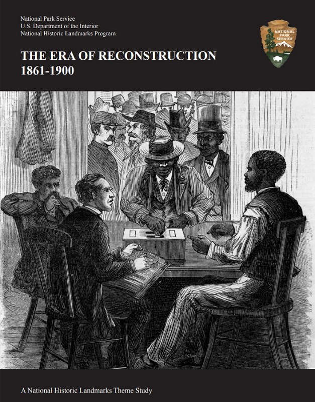 Cover of the Reconstruction Era theme study