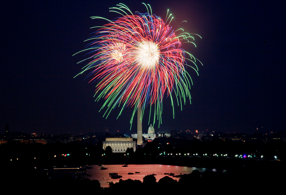 Secretary Bernhardt Announces Events for 2019 Independence Day Celebration in the Nation's Capital - Office of Communications (U.S. National Park Service)
