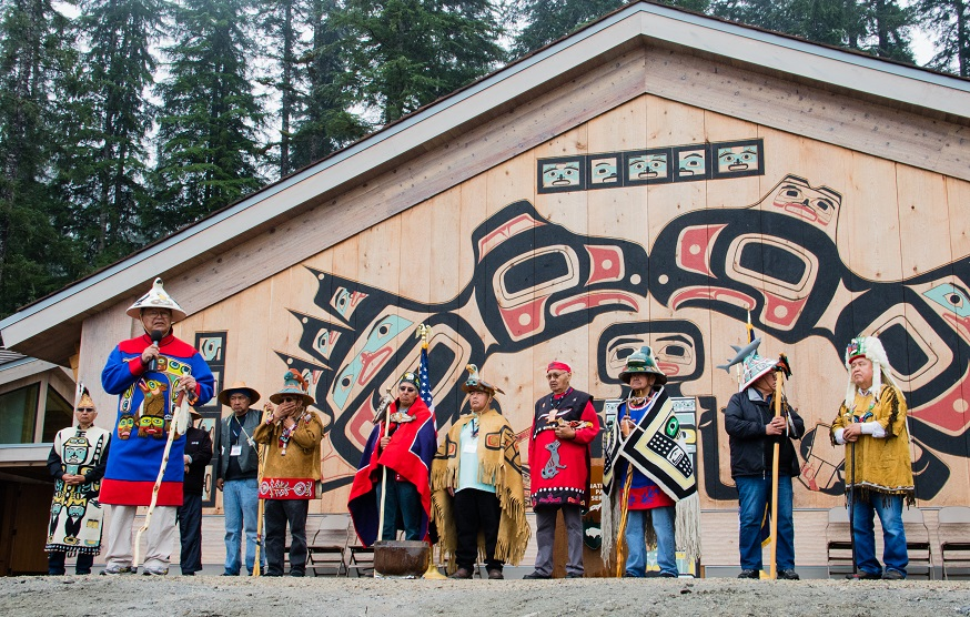 Spend A Day At The Alaska Native Heritage Center