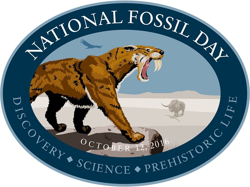 National Fossil Day 2016