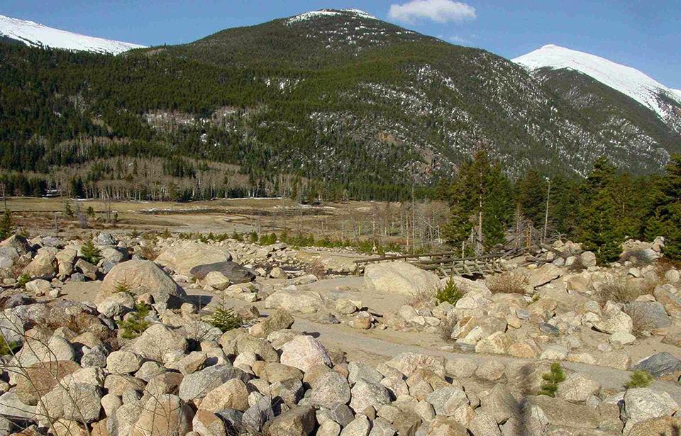 nps.gov - Secretary Zinke and Colorado Senator Gardner Announce more than $50 Million for National Parks Infrastructure - Office of Communications (U.S. National Park Service)
