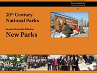 Cover of 21st Century National Parks Lessons from the Field on New Parks