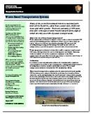 Download factsheet for Water-Based Transportation Systems