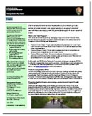 Download factsheet for trails