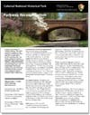Download the Fact Sheet for Colonial Parkway Reconstruction mega-project