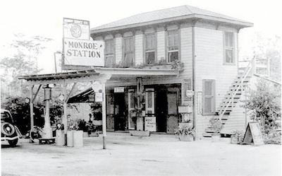 Monroe Station Fire Investigation