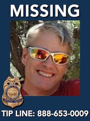 Missing Person Floyd Roberts