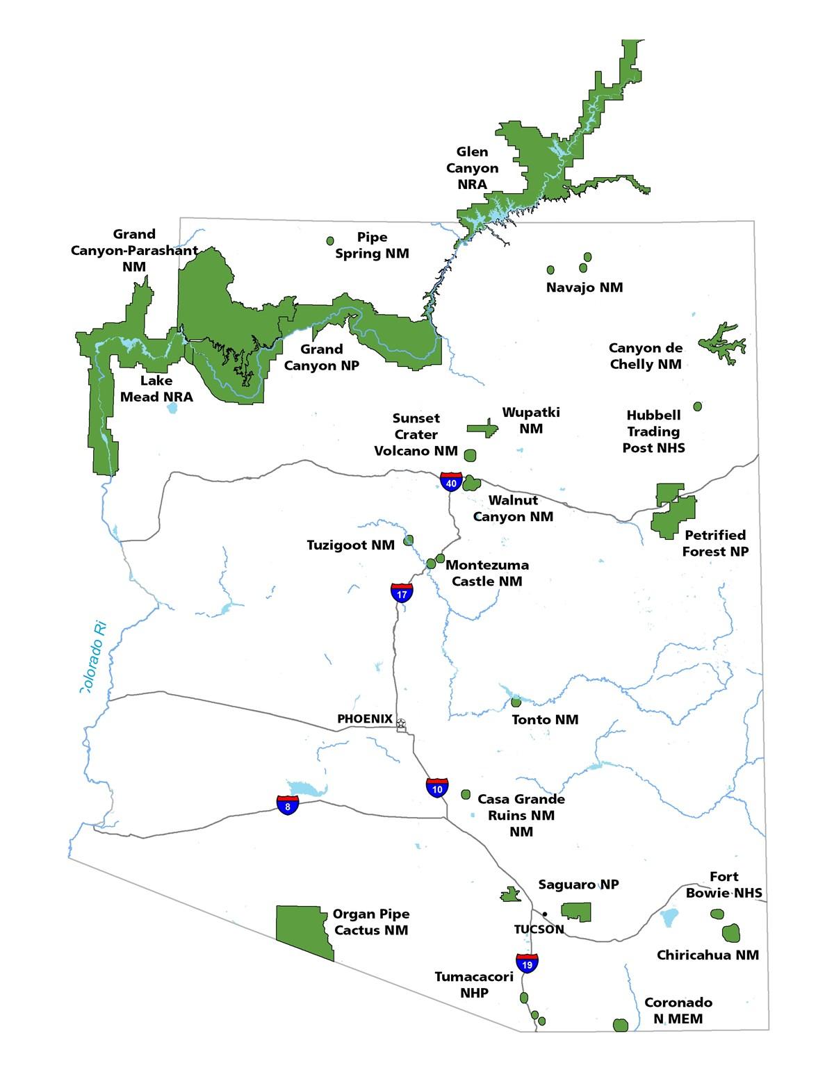 Arizona Parks   Southern Arizona Office (U.S. National Park Service)