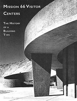 Mission 66 Visitor Centers publication cover