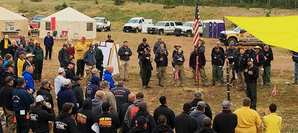 Incident Management Team Participation - Wildland Fire Program (U.S.  National Park Service)