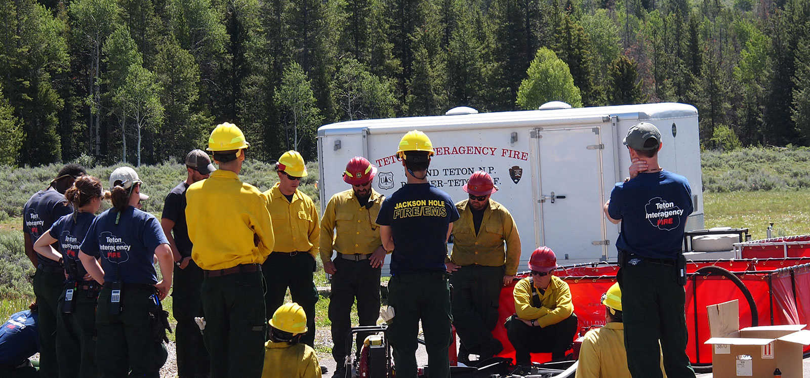 Wildfire Training Wildland Fire Program U S National