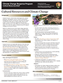 Thumbnail preview of first page of Cultural Resources brief
