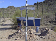 Organ Pipe Seismic Station
