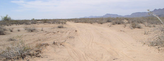 International Border Vehicle Barrier - Organ Pipe Cactus National Monument (U.S. National Park Service)