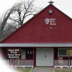 visitor barn book store opened  9 a.m. to 3:45 p.m. daily