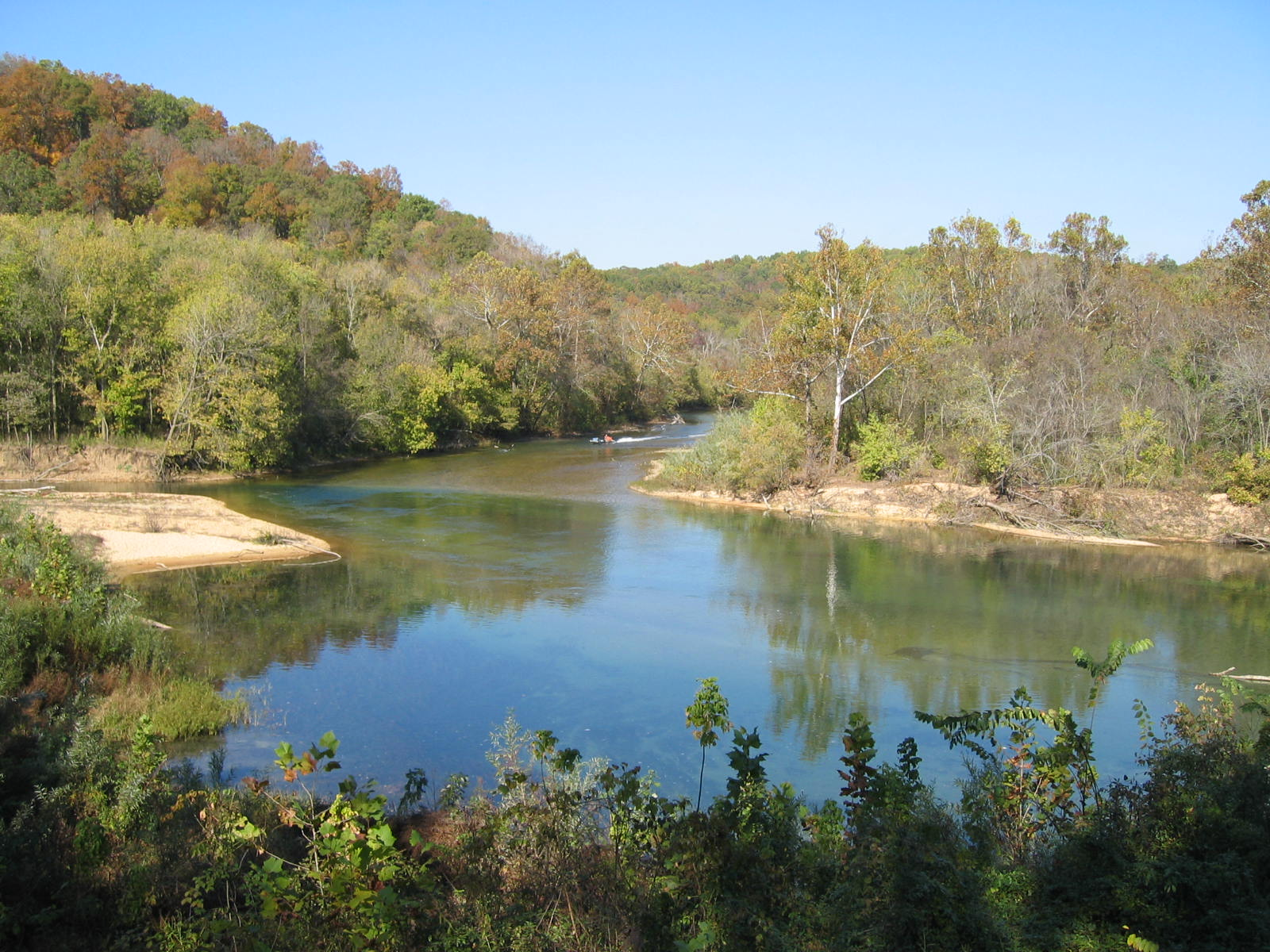Ozark National Scenic Riverways Announces Release Of Final