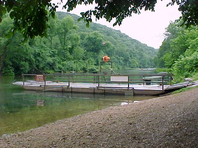 Akers River Ferry