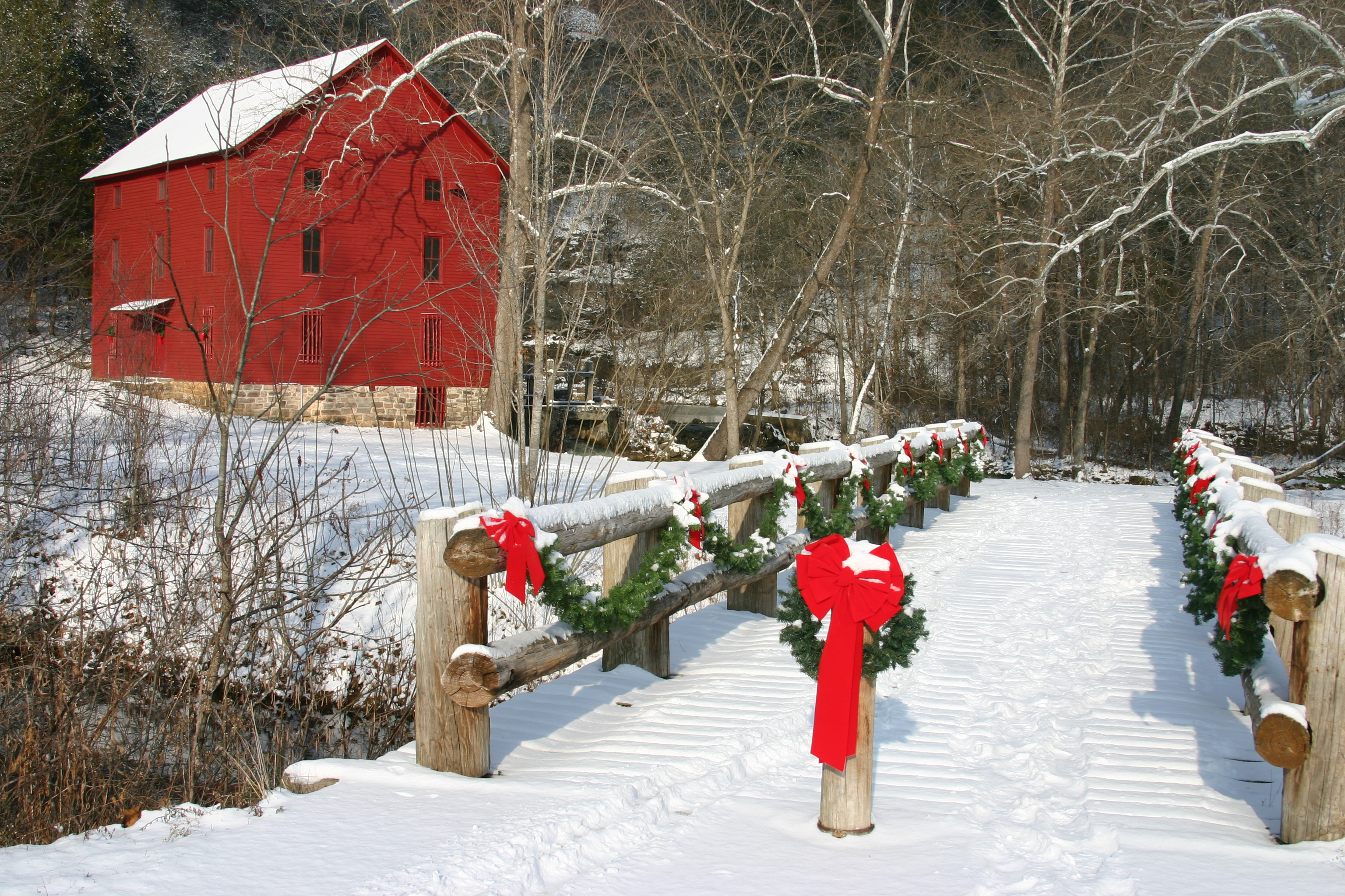 Celebrate an Old Fashioned Christmas and Open House at Alley Spring ...