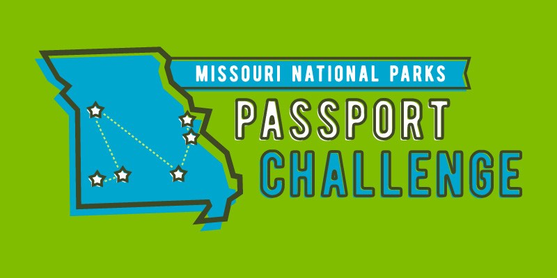 Missouri National Parks Passport Challenge