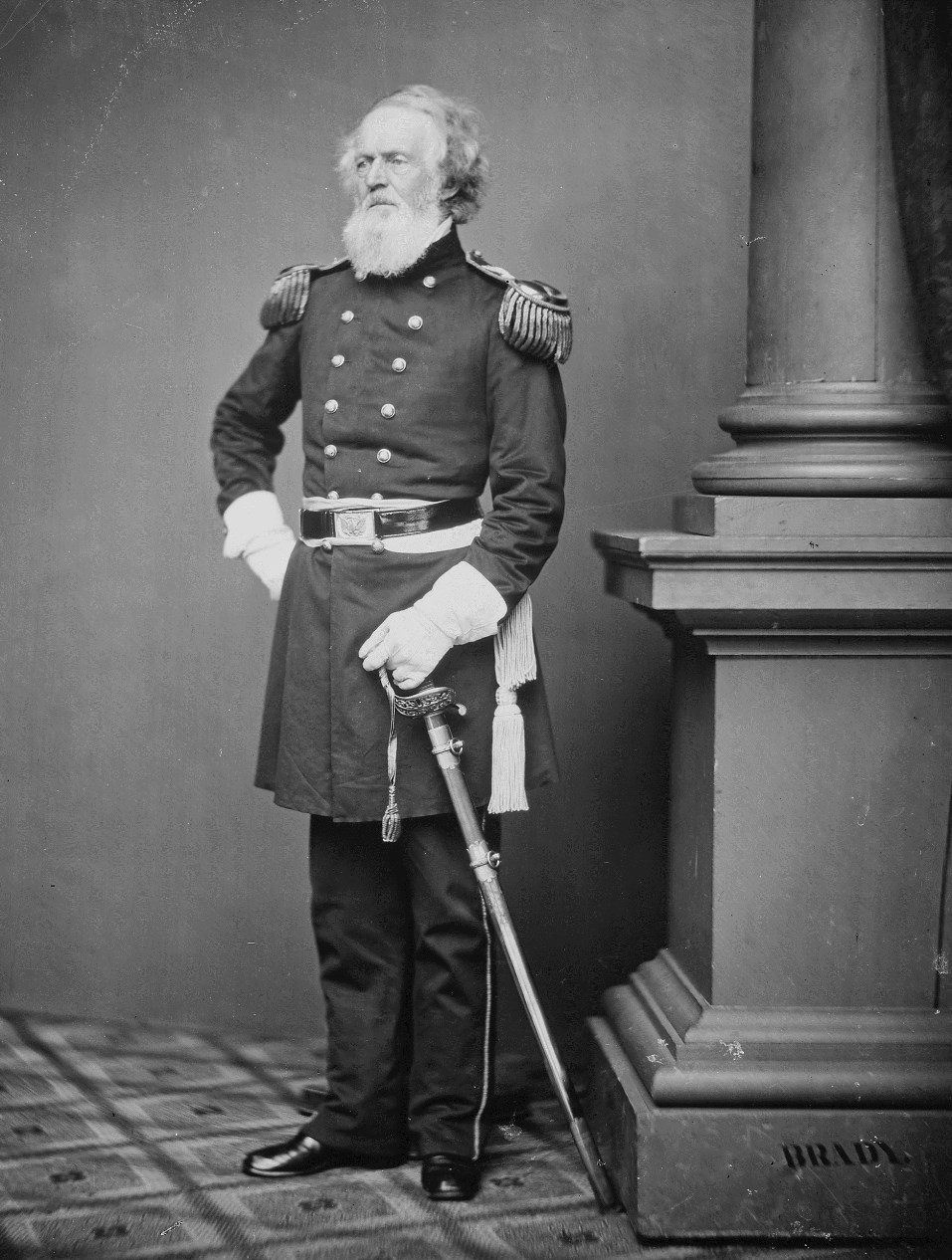 Portrait of General Joseph K. F. Mansfield