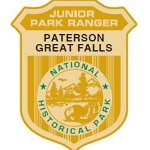 Paterson Great Falls National Historical Park Junior Ranger Badge
