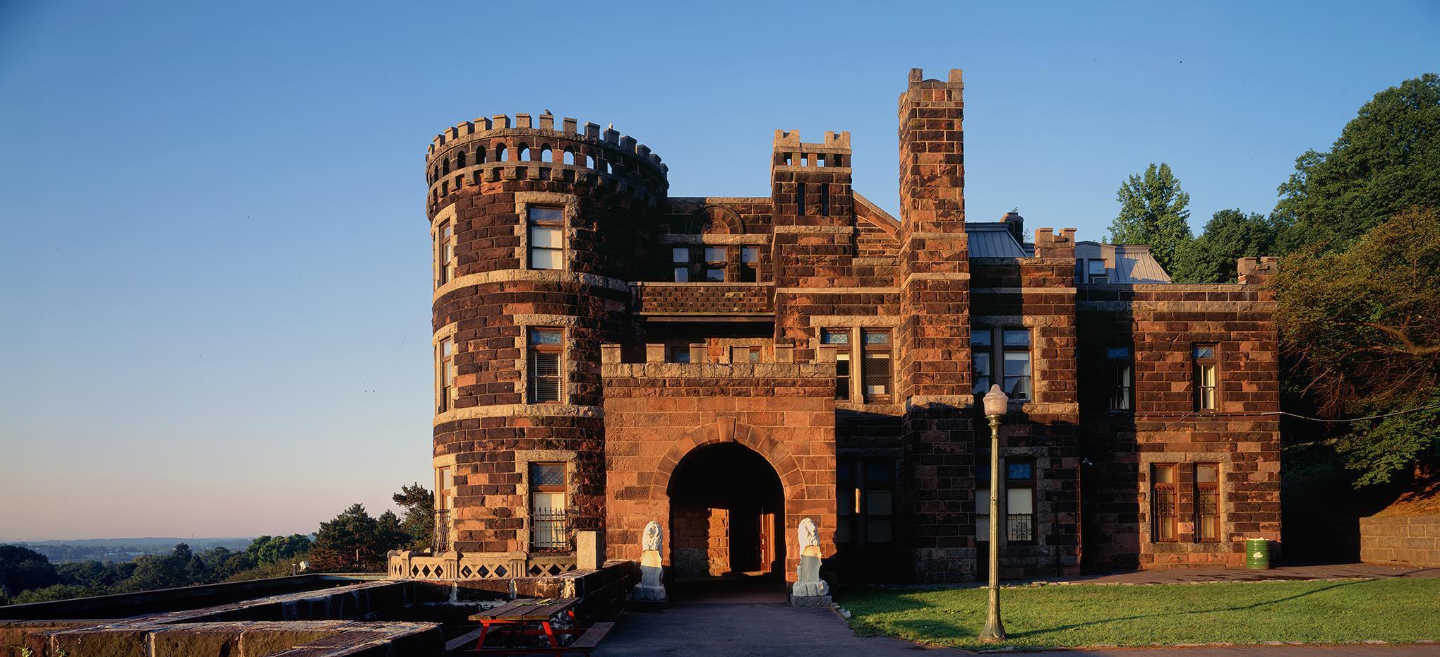 Catholina Lambert's Castle - Paterson Great Falls National ...