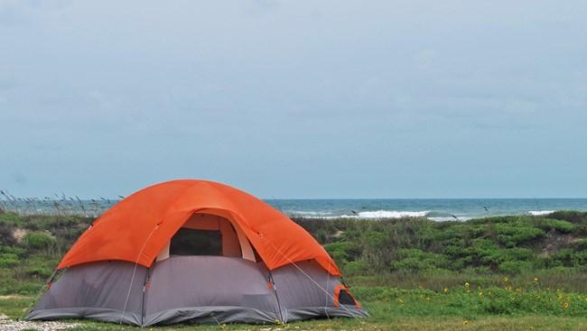 Camping Padre Island National Seashore U S National