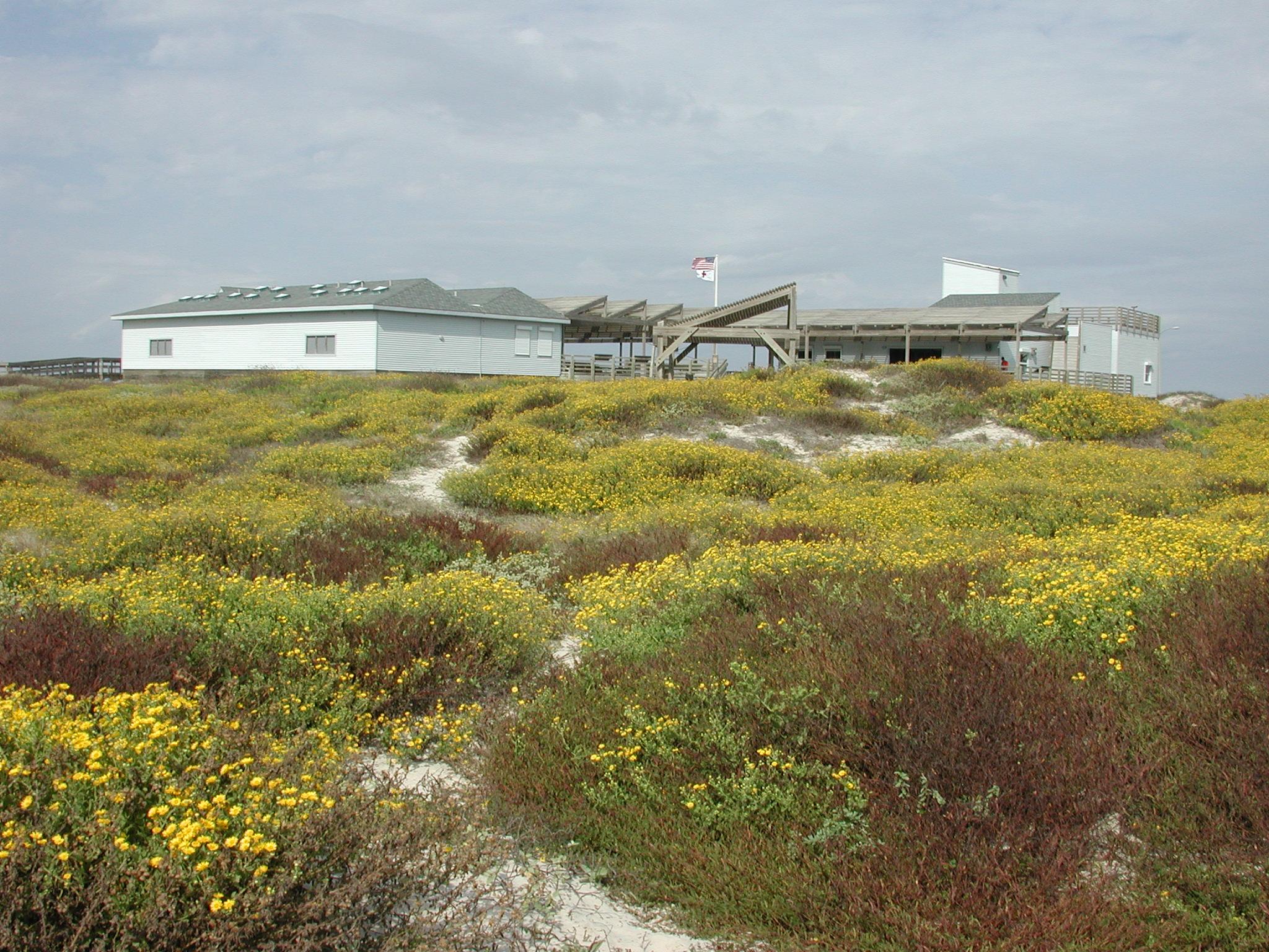 The Nearest Gas Station >> Visitor Center - Padre Island National Seashore (U.S ...