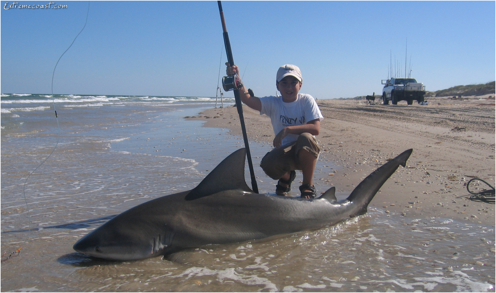 Sportfishing padre island national seashore u s for Padre island national seashore fishing report