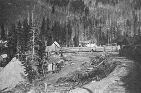 Silver mining in Colorado