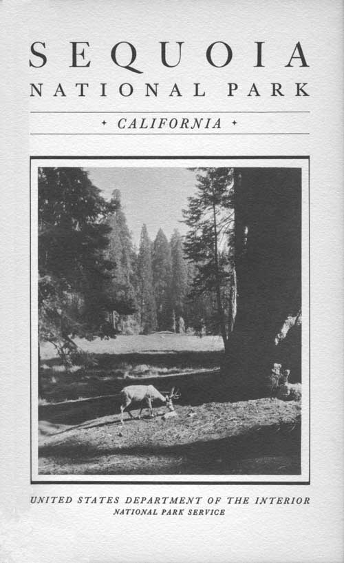 Sequoia Np Rules And Regulations 1936
