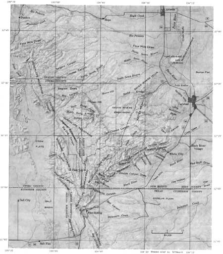Usgs  Geological Survey Professional Paper 446  Geology Of