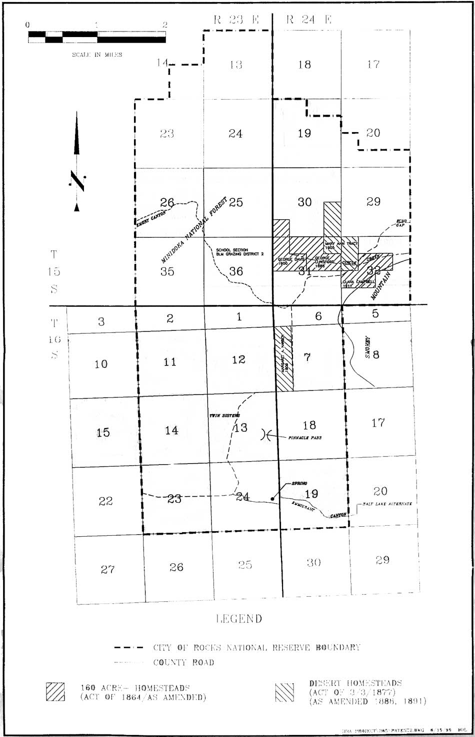 City Of Rocks NR Historic Resources Study Historical